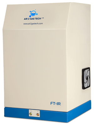 FT-IR Purge Gas Solution