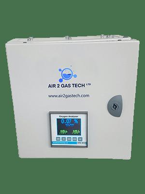 OMD-501D Inline Trace Oxygen Analyser