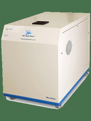 MaxiFlow Nitrogen Generator with Integrated Compressor